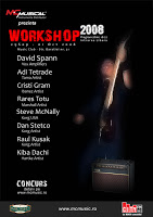 M&C Music Workshop 2008