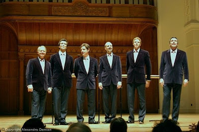The King's Singers at Cadogan Hall