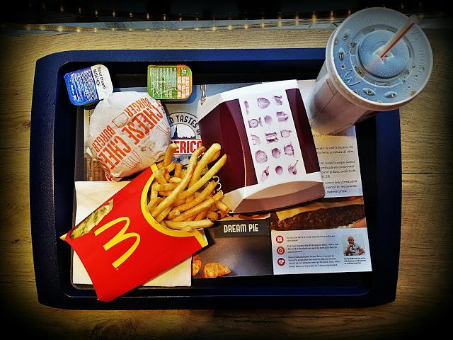Probabil şi sperabil ultimul meniu la McDonalds