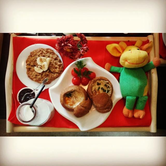 Regatul meu pentru un mic dejun