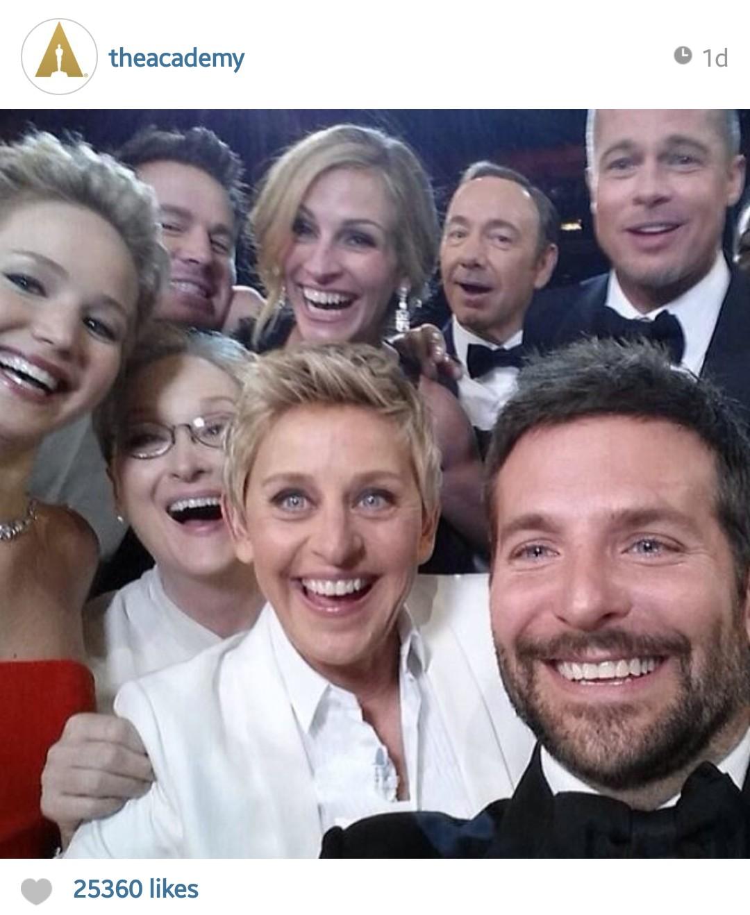 Best of Instagram – Selfie edition