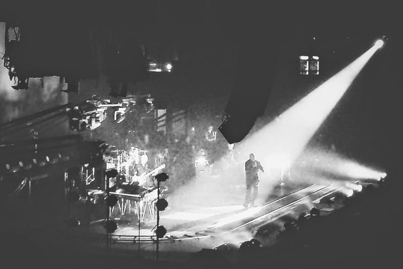 Peter Gabriel in concert la Bucuresti 2014