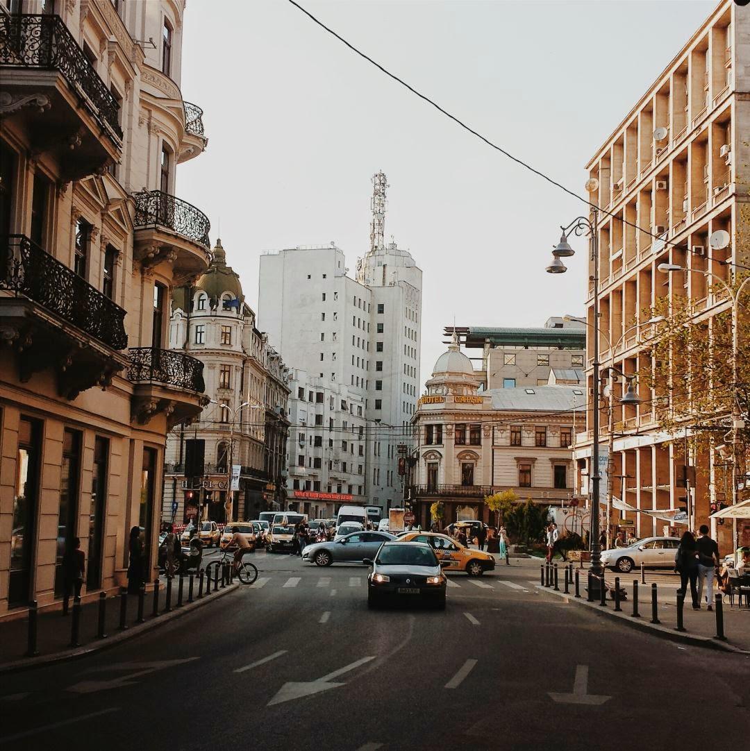 București comparativ