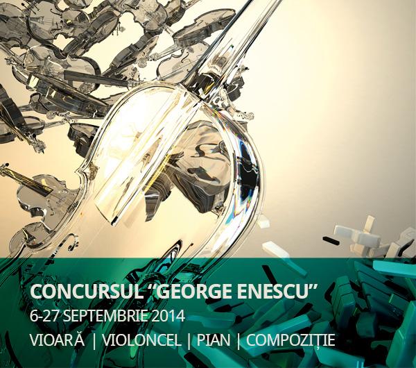 "Concursul ""George Enescu"" 2014"