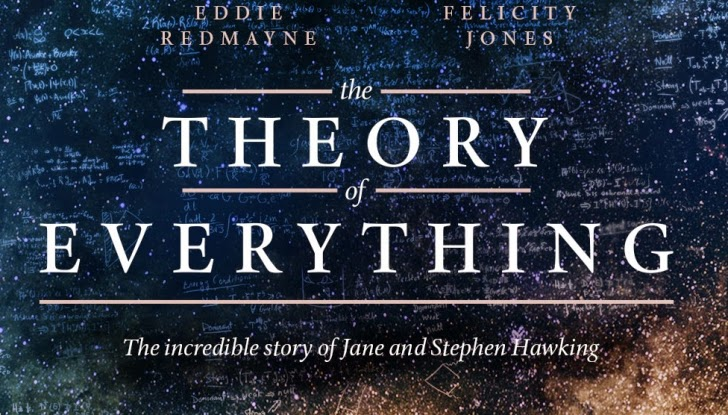 The Theory Of Everything #preOscars