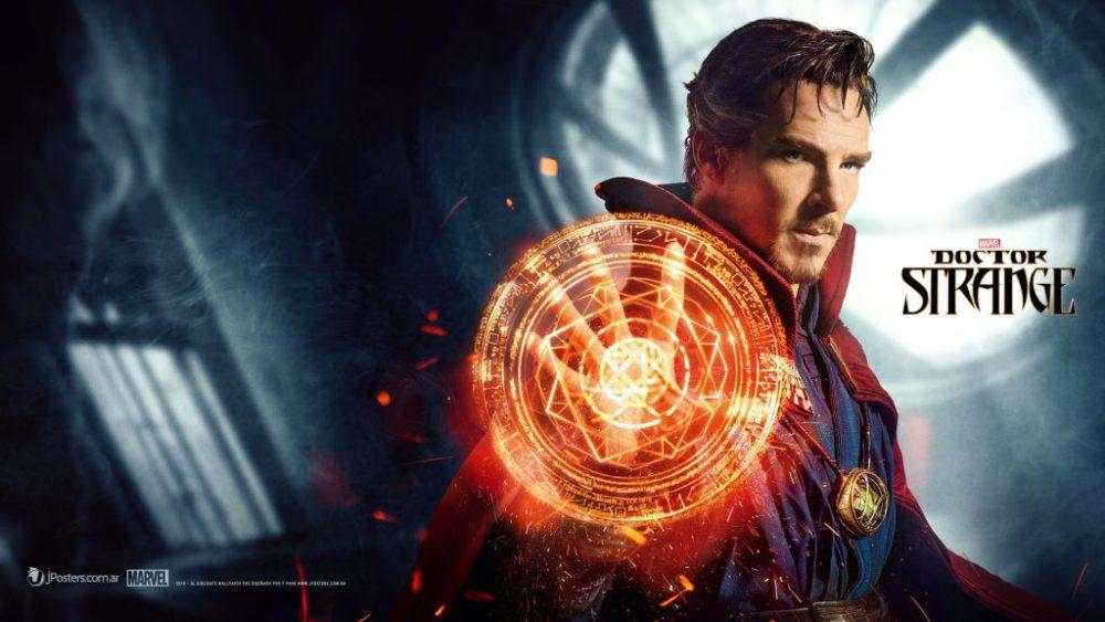 Doctor Strange #devăzut!