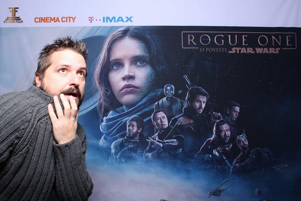 Star Wars Rogue One #devazut?