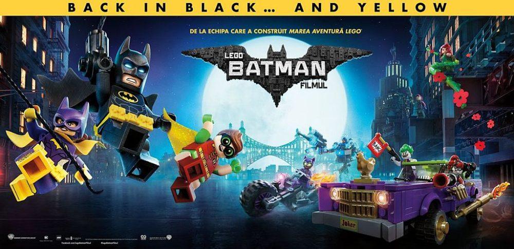 The Lego Batman Movie #devăzut