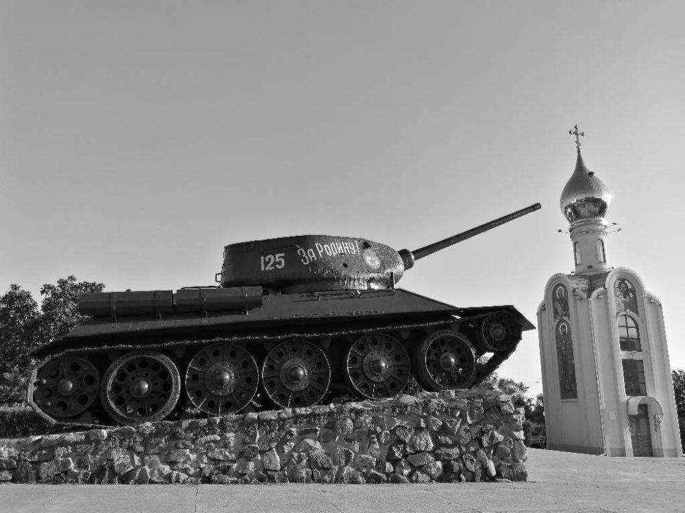 Transnistria – Țara care nu există!