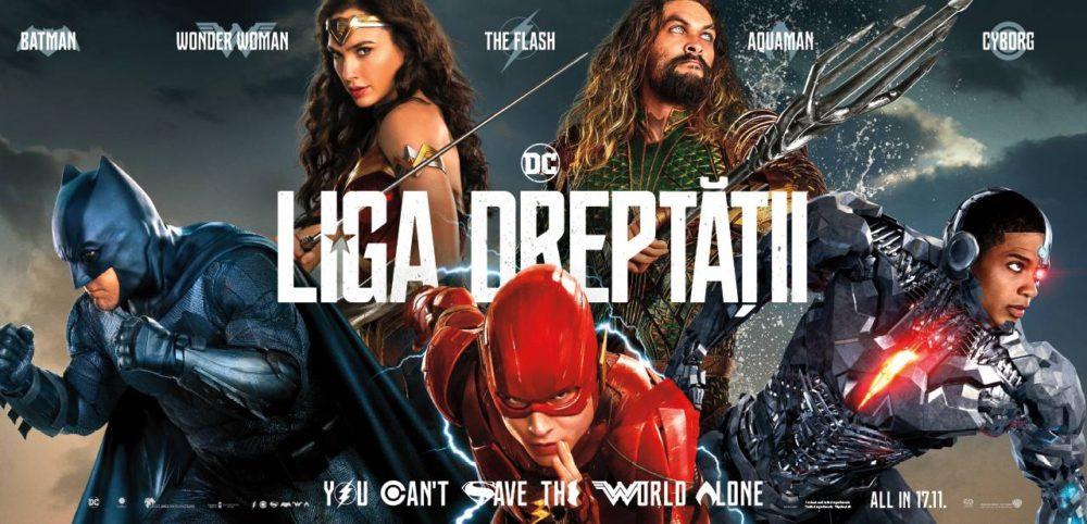 Justice League #devăzut?