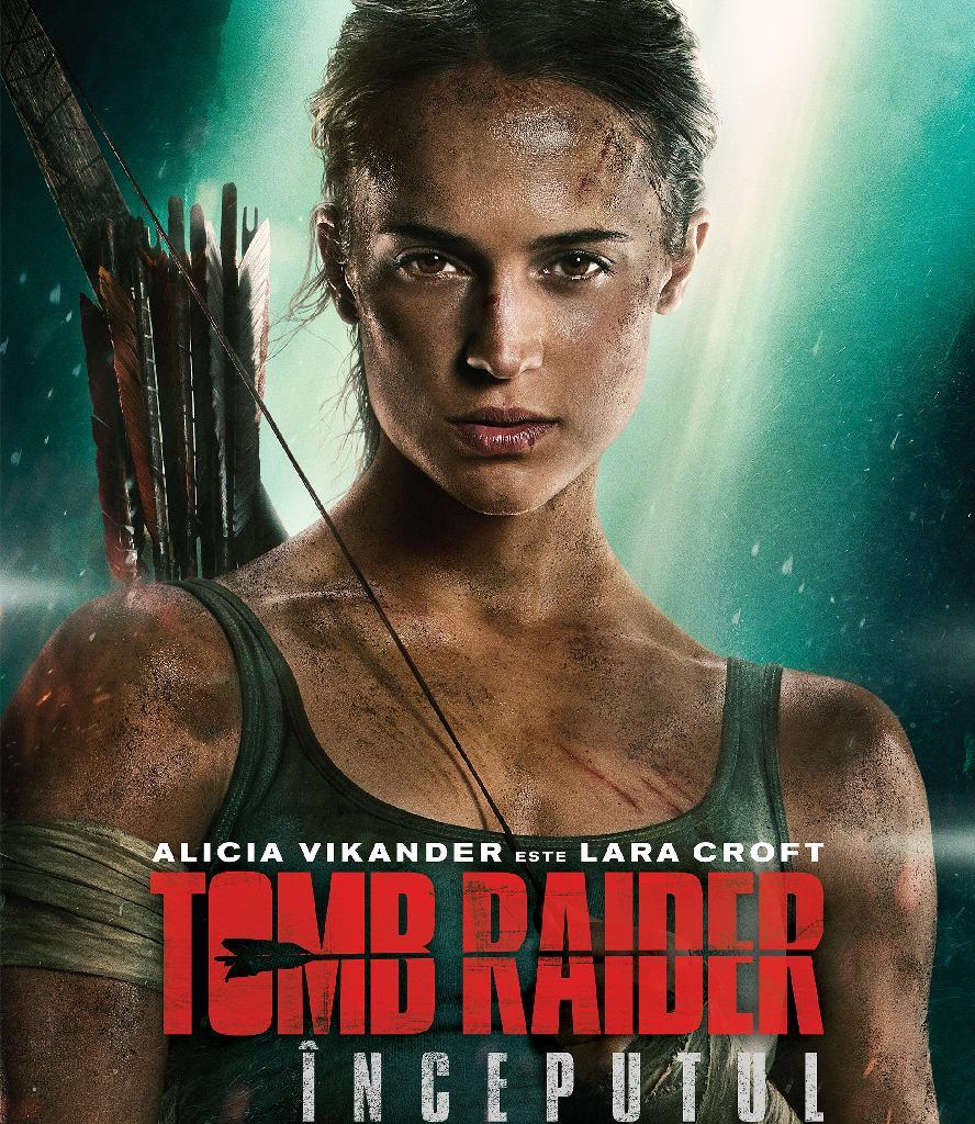 Tomb Raider Începutul #devăzut