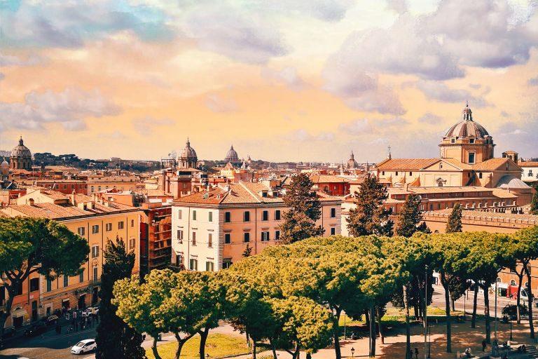 Cele mai bune locuri de vizitat la Roma #clickbait