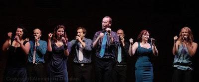 The Swingle Singers in Romania