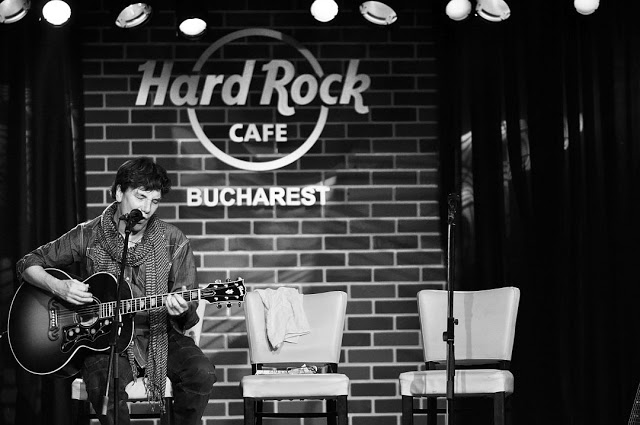 Eric Martin @ Hard Rock Cafe Bucharest
