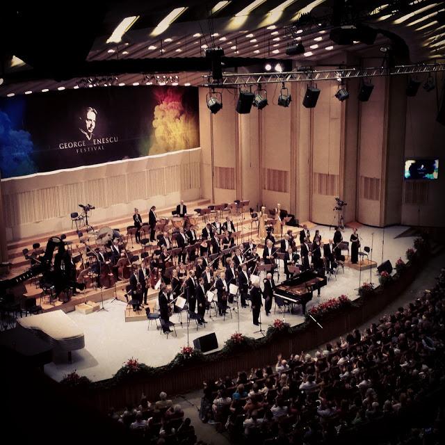 George Enescu Festival 01.09