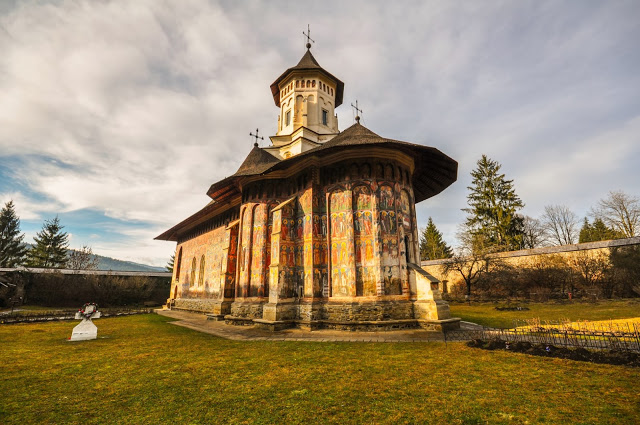 Mânăstirile din Moldova