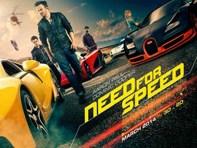 Need For Speed – The Movie