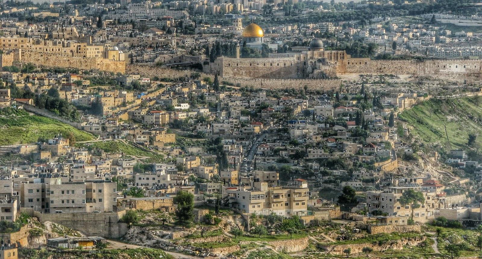 Jerusalem – Losing my religion