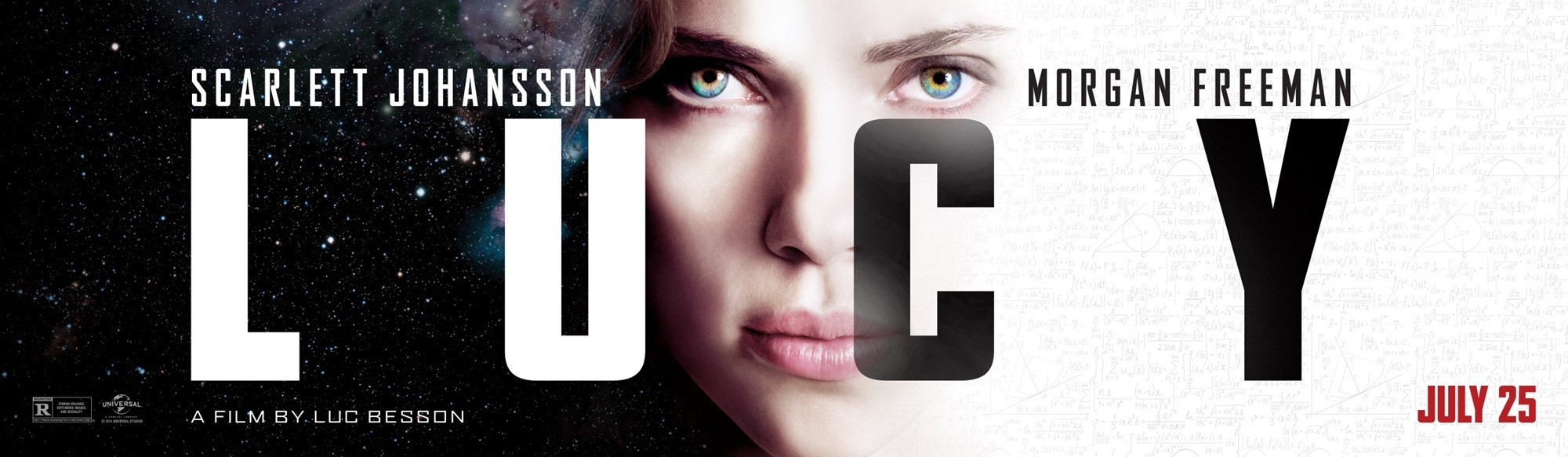 Lucy by Luc Besson