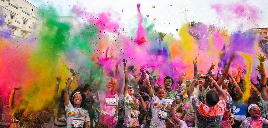 The Color Run București 2014