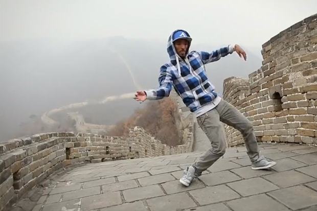 Marquese Scott – Probably the best dancer in the world