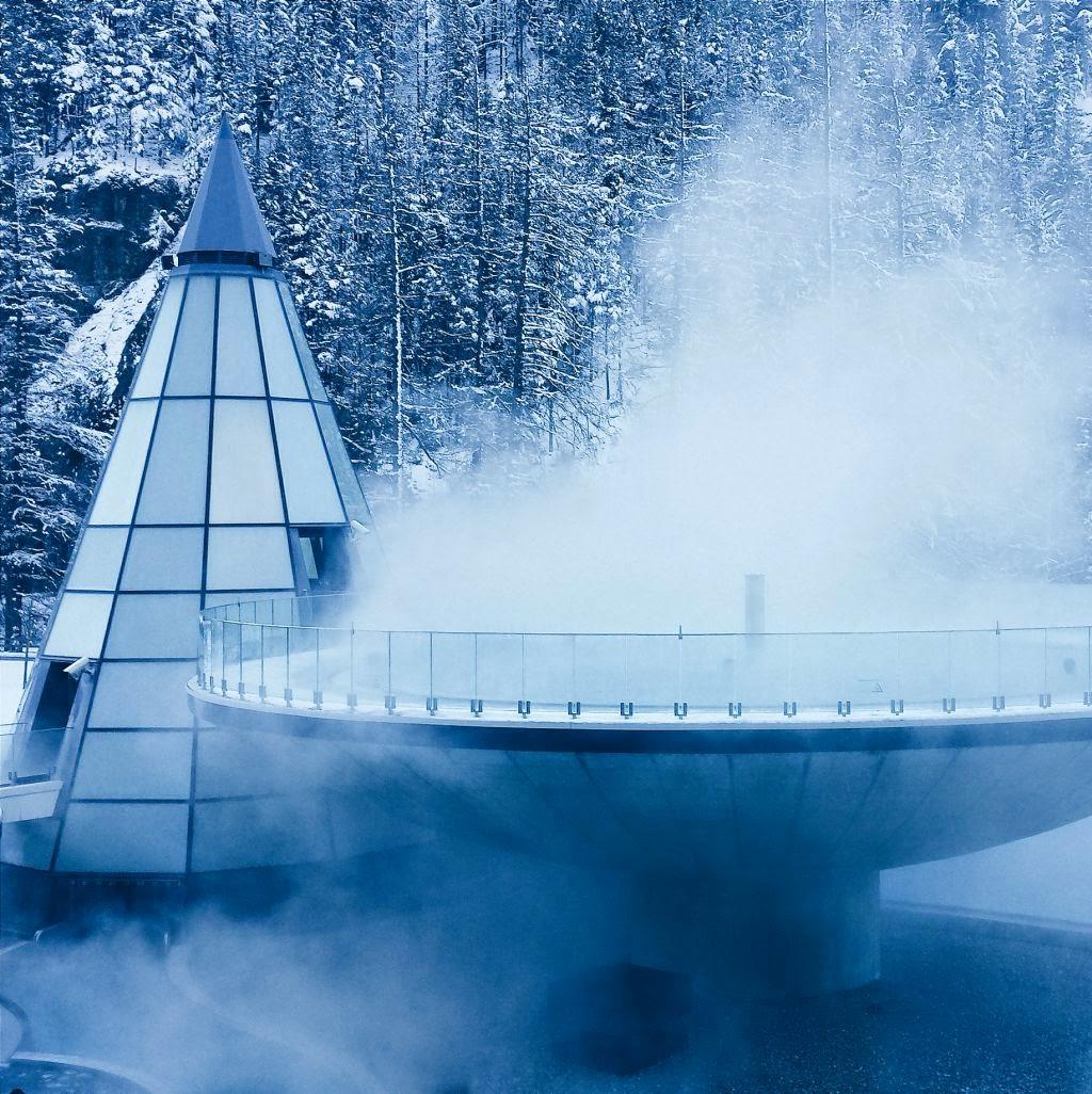 Aqua Dome și ținutul apelor termale