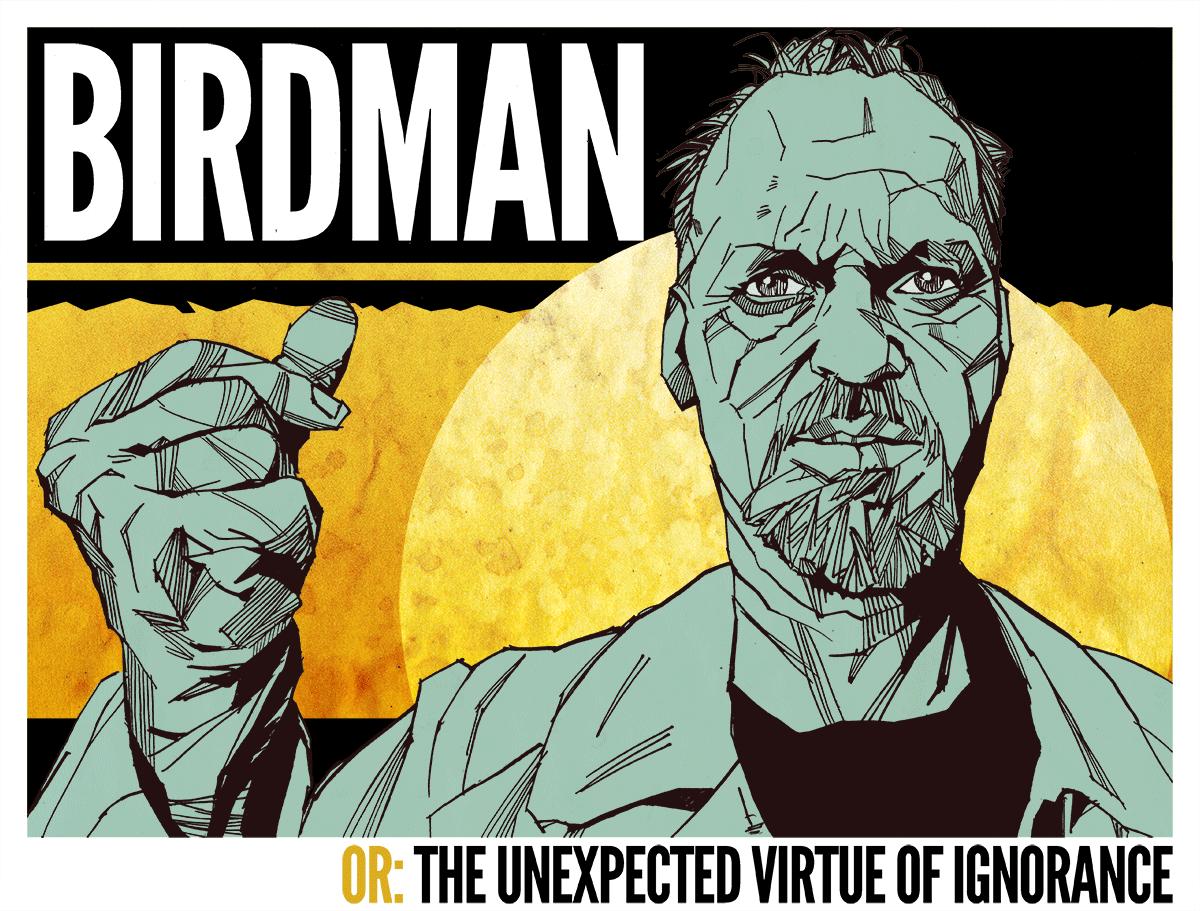 Birdman #preOscars