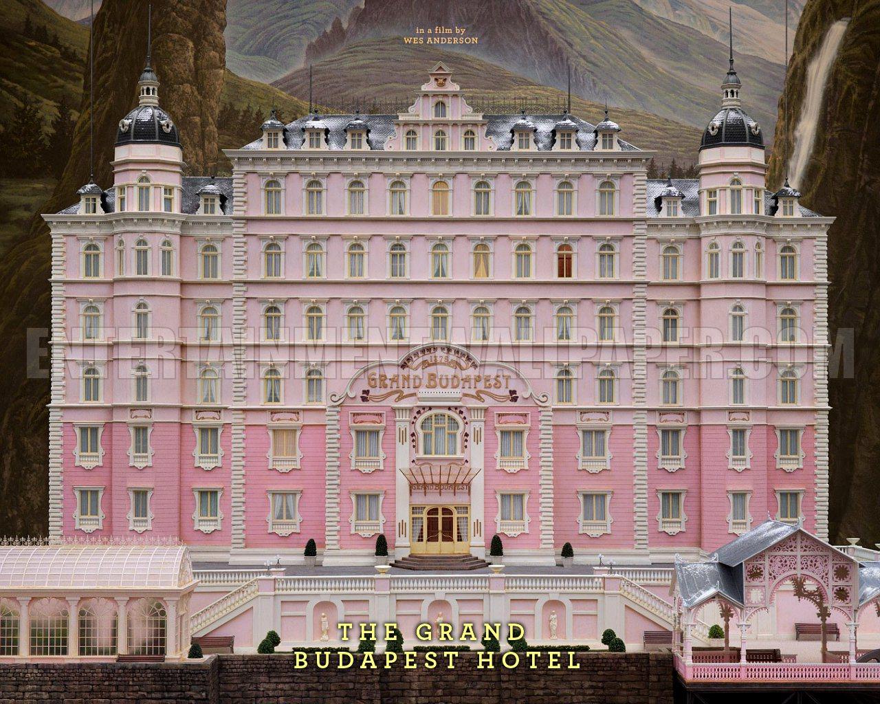 The Grand Budapest Hotel #preOscars