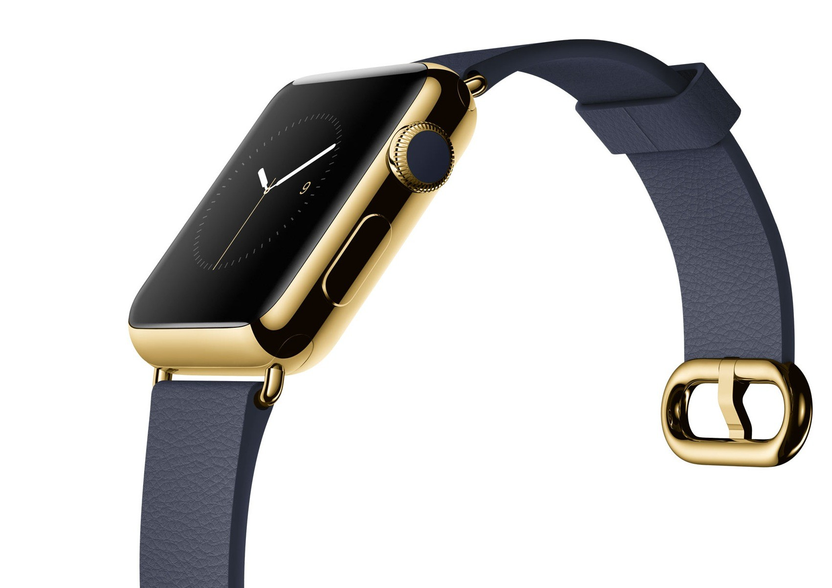 Apple Gold Watch o să se vândă fără probleme