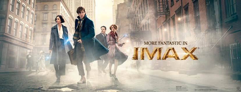 Fantastic Beasts and where to find them #devazut