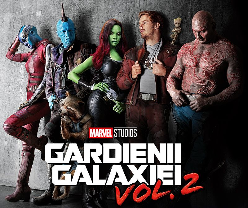 Guardians of Galaxy Vol. 2 #devăzut
