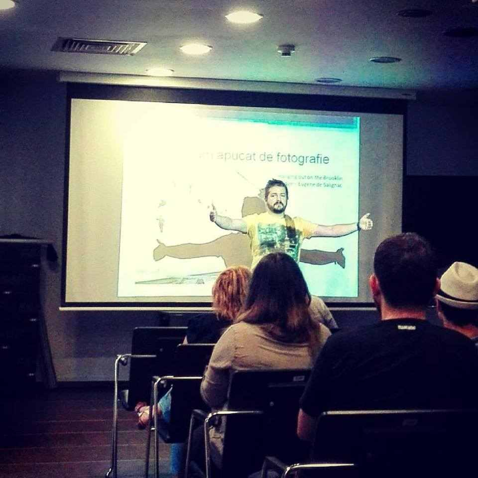 Cum am ajuns aici – speaking event la F64