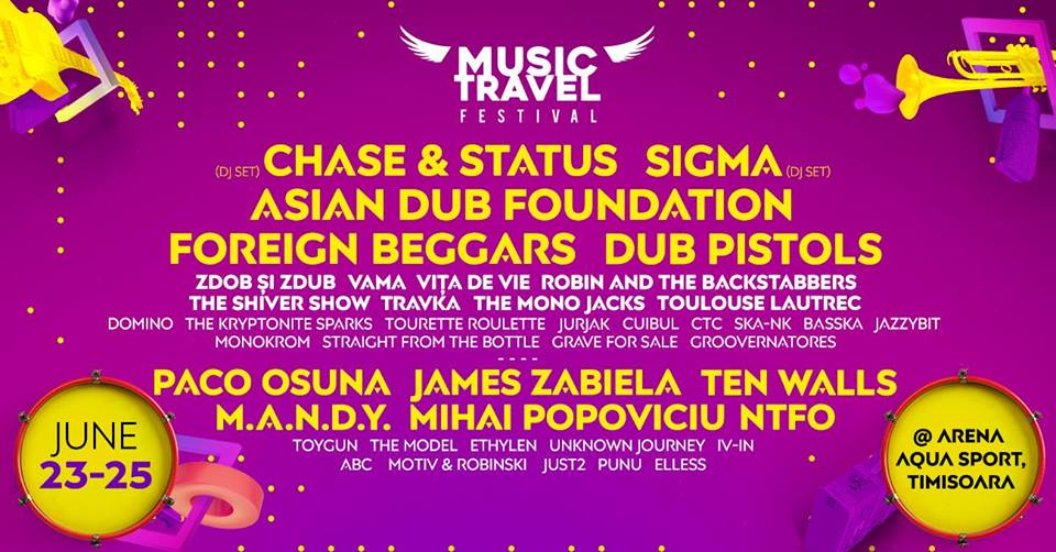 Music Travel Festival 2017 #demers