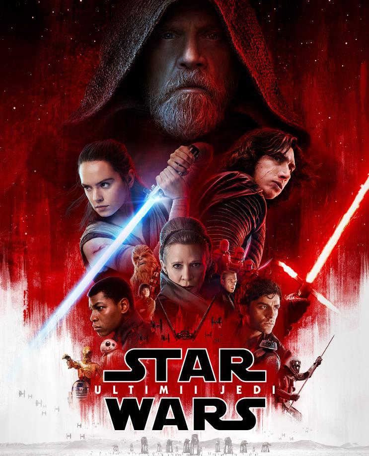 The Last Jedi #devăzut