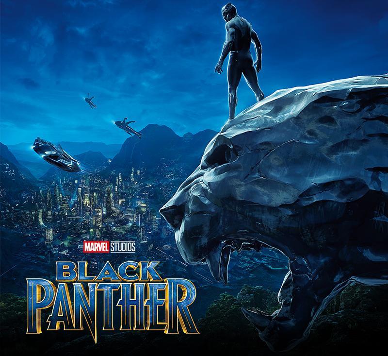 Black Panther #devăzut probabil