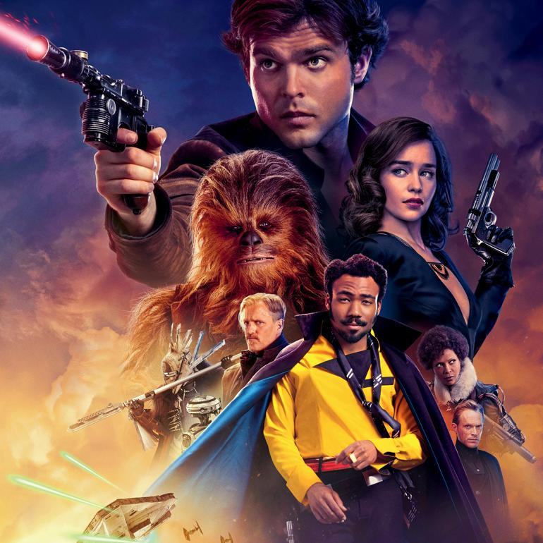 SOLO: O Poveste Star Wars #devăzut